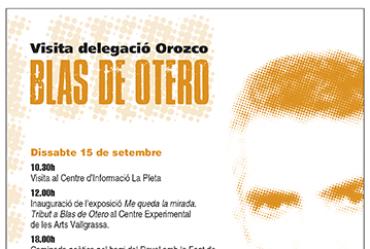 Visita delegació Orozko